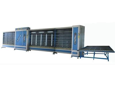 Cam Yıkama Makinası - Silindir Presli