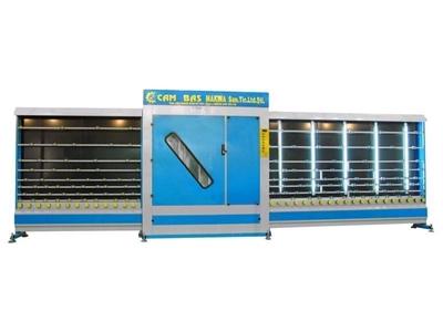 Dikey Cam Yıkama Makinası ( 2000 X 3000 Mm )