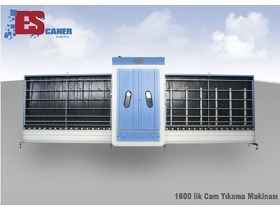 Escaner Eym1600 4 Fırçalı Cam Yıkama Makinesi - 1600 X 3210 Mm