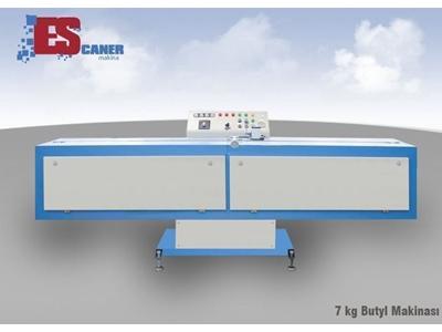 Escaner 7 Kg Butil Makinesi - Butyl Makinası