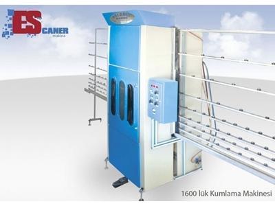 Escaner 1600 mm Cam Kumlama Makinesi