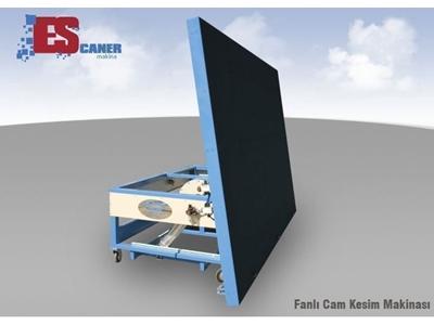 Fanlı Cam Kesim Masası ( 200 x 300 cm )