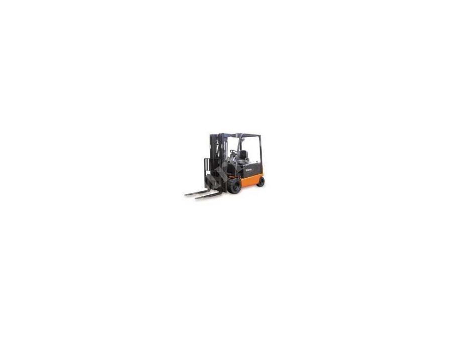 3,5 Ton Doosan Elektrikli Forklift / Doosan B35x Pro5