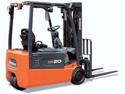 2 Ton Doosan Elektrikli Forklift / Doosan B20t Pro5