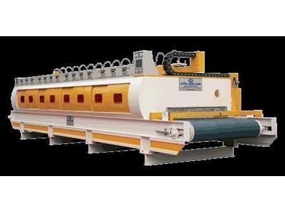 Otomatik Plaka Silim Makinesi 200cm / Gön-Mak-San Sm-1