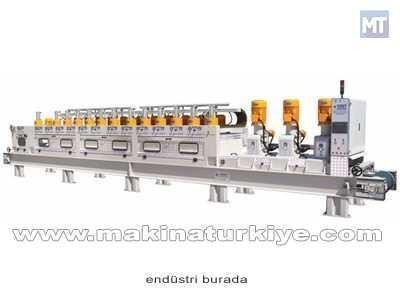 Gezer Köprülü Silim Makinesi / Vms 3+12+1