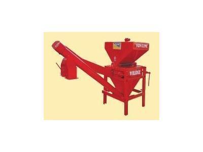 Yem Ezme Makinesi ( 3 Ton/Saat )