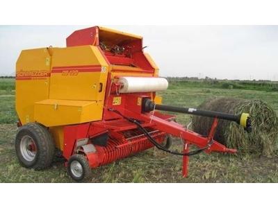 Rulo Ot Balya Makinesi ( 120 X 120 Cm )