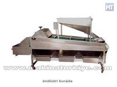 İp Bantlı Zeytin Kırma Makinası
