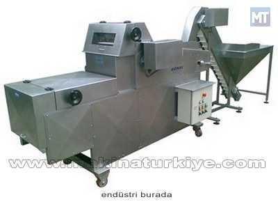 Rulolu Zeytin Kırma Makinası