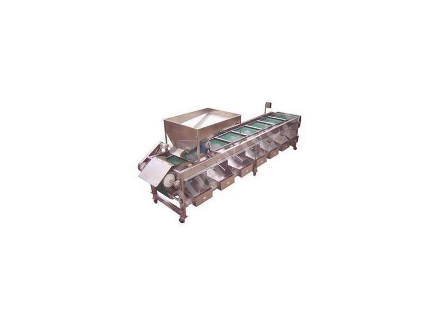 Zeytin Kalibre Makinası ( 1500 Kg/Saat )