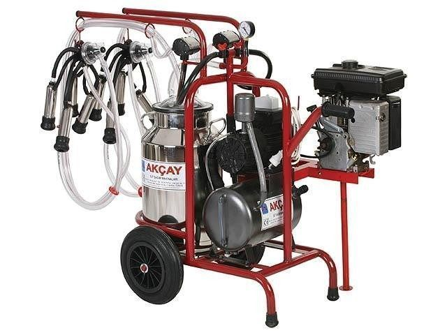 Benzinli Süt Sağım Makinesi