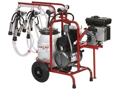 Benzinli Süt Sağım Makinesi Akçay ABSSM-4