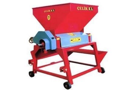Yem Ezme Makinesi - Monofaze ( 750 Kg/Saat )