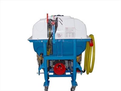 400 Litre Elektroparlı Turbo Atomizör