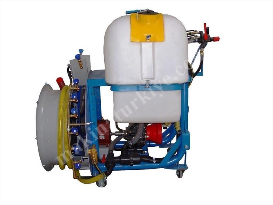 600 Lt. Asılır Tip Şanzımanlı Turbo Atomizör