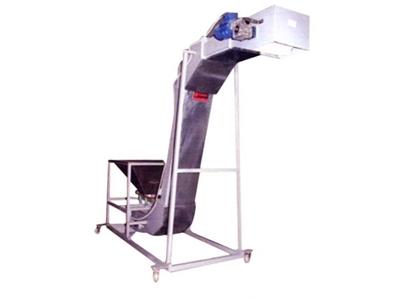 Kuruyemiş Elevetör Taşıma Bandı ( 250 Kg /Saat )