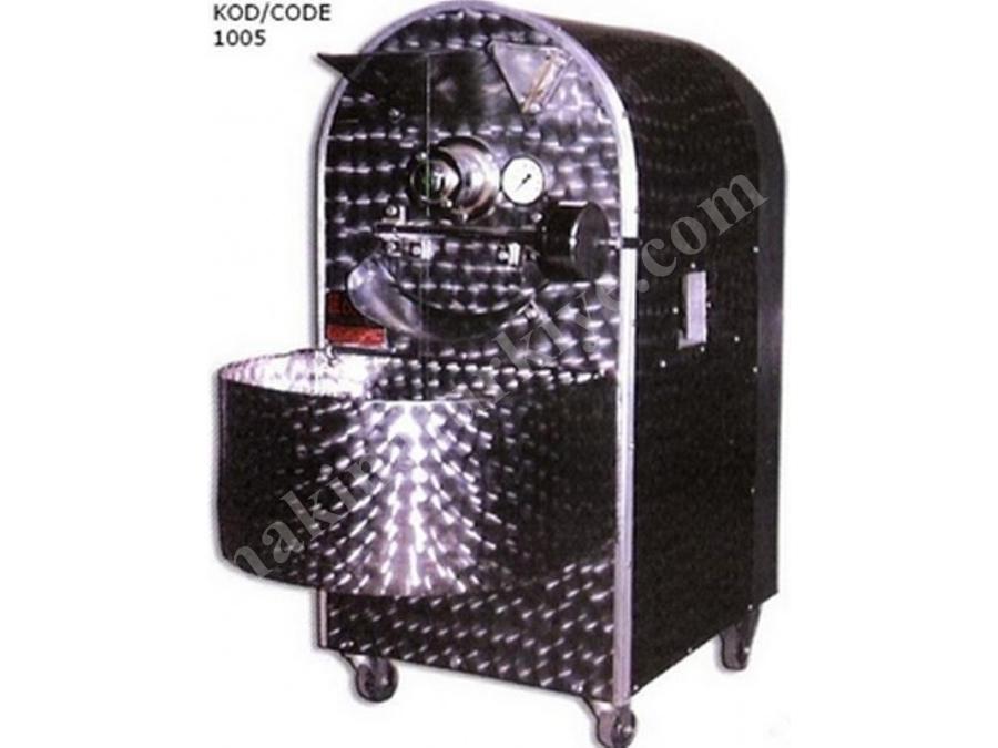 Leblebi Kızartma Makinası ( 100 Kg/Saat )