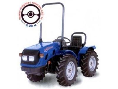 Bahçe Traktörü ( 35 Hp )