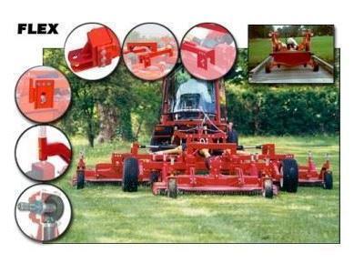 Çim Ve Ot Biçme Makinesi ( 510 Cm )