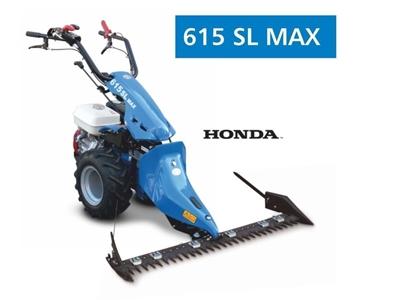 BCS 615 SL MAX Çayır Biçme Makinesi 9 Hp-100 cm