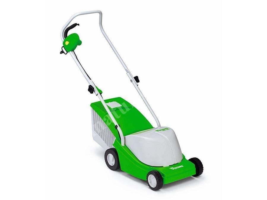 Çim Biçme Makinası -Elektrikli ( 1100 W )