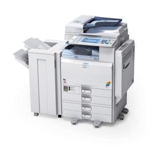 Renkli Fotokopi Makinası Infotec Mp C2800