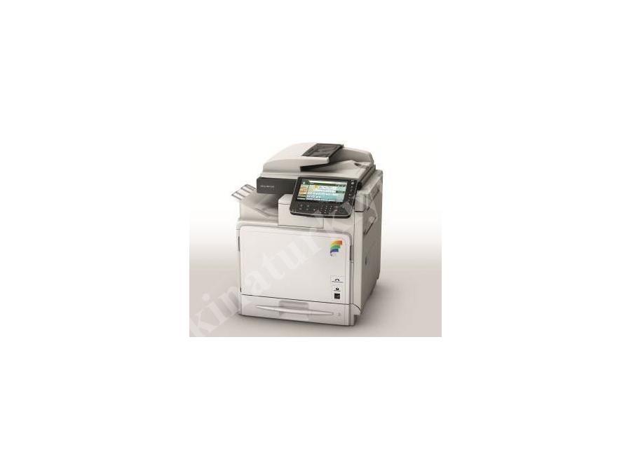Renkli Fotokopi Makinası ( 40 Kopya/Dak )