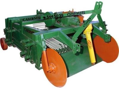 Fıstık Hasat Makinesi Çift Sıralı / Candemir Pfh-2 Çift Sıralı