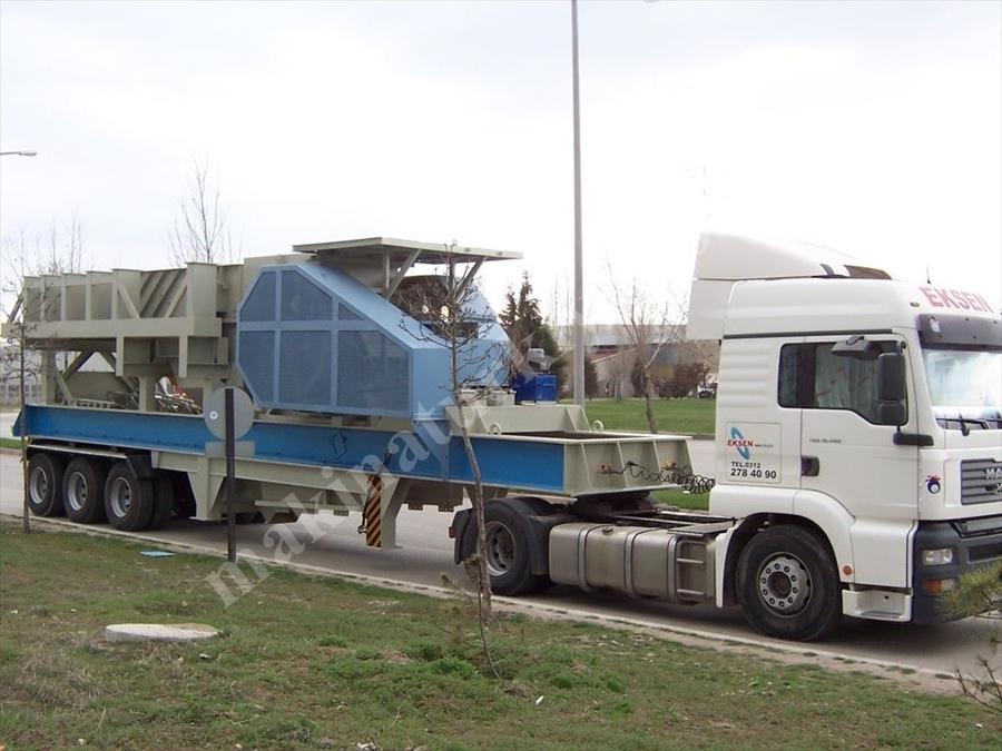 Çeneli Taş Kırıcı ( 120-350 Ton/H )