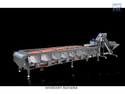 Zeytin Alım Kalibre Makinesi ( 4000kg/Saat )