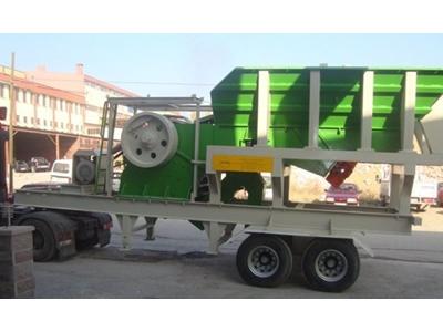 Çeneli Kırıcı ( 200 - 350 Ton /Saat )