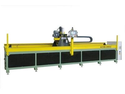 Çoklu Boru Delme Makinası / Açımak Acdm-2000/2