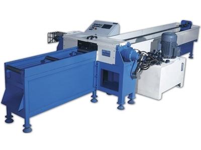 Boru Profil Delme Makinası / Açımak A-Bdm-001