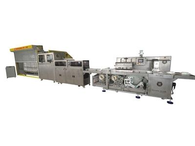 Islak Havlu Makinası 60 adet /dak  Özyılmaz Oym 2021-12