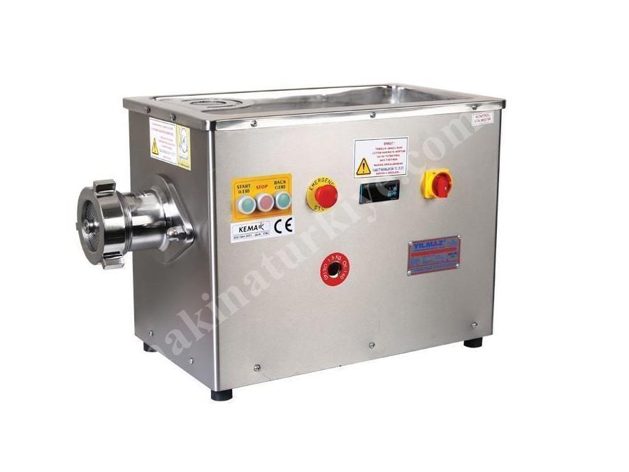 Et Kıyma Makinası - Soğutmalı ( 500 Kg/Saat )