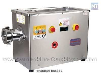 Et Kıyma Makinası ( 600 Kg/Saat )
