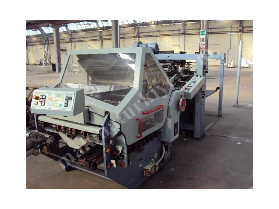 Kağıt Katlama Makinası