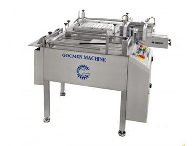 Otomatik Gofret Kesim Makinesi / Gocmen Machine G-Acm