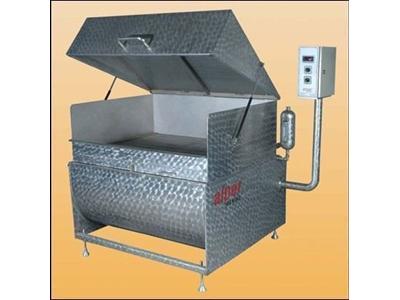 Buhar Isıtmalı Yağ Eritma Tankı ( 500 Kg/Saat )