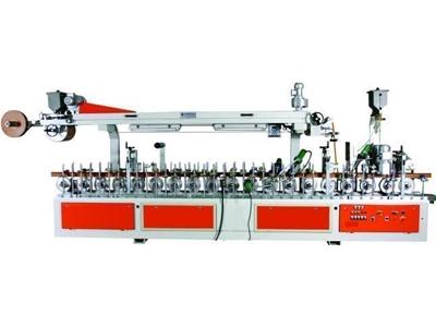 Profil Kaplama Makinası Solvent (Pu) Tutkallı