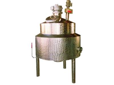3 Ayaklı Lokum Pişirme Makinesi / Isı Teknik Lp-3