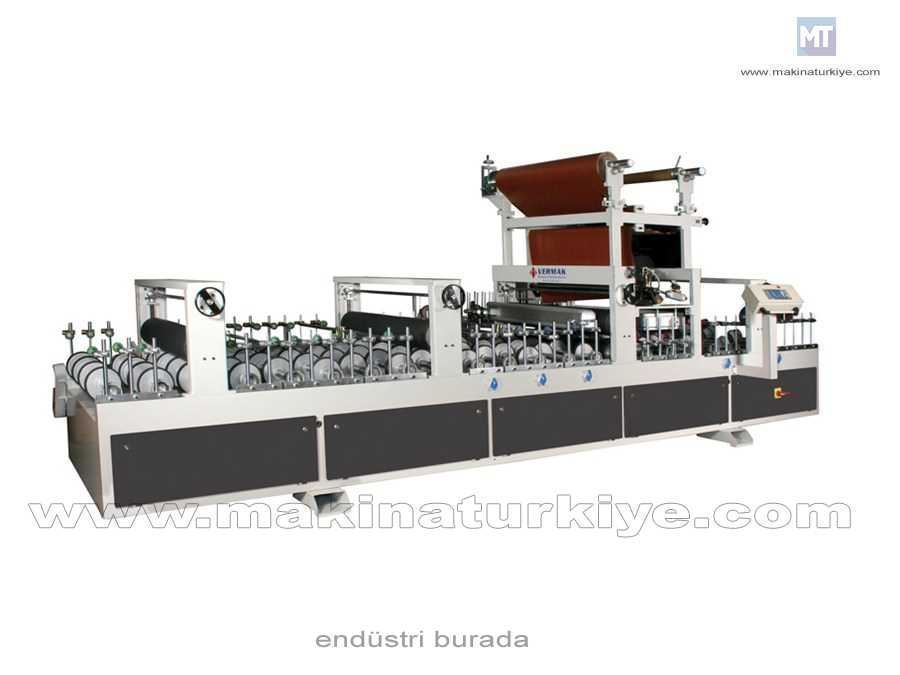 Panel Kaplama Makinası