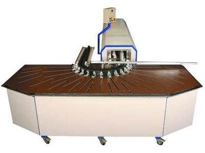 Pvc Profil Kemer Bükme Makinası
