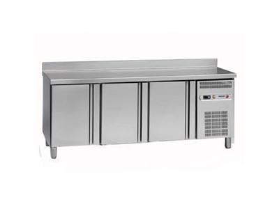 3 Kapaklı Tezgah Tipi Buzdolabı 395 Lt. /  Snack Msp-200