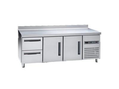 2 Çekmeceli Tezgah Tipi Buzdolabı 395 Lt. / Snack Msp-200-2c