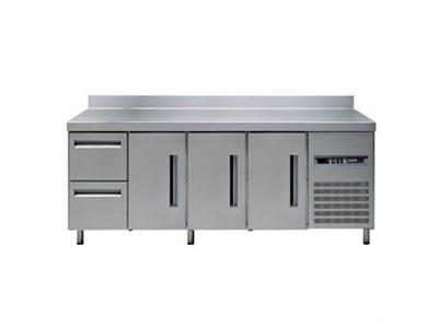 2 Çekmeceli Tezgah Tipi Buzdolabı 535 Lt. / Snack Msp-250-2c