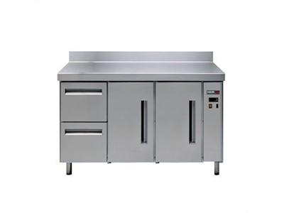 Romote 2 Çekmeceli Tezgah Tipi Buzdolabı 395 Lt./ Snack Msp-169-R2c
