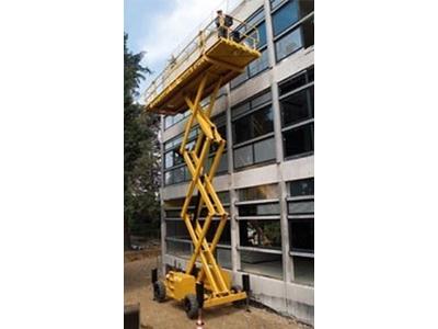 18 M Dizel Makaslı Platform / Haulotte H18 Sx
