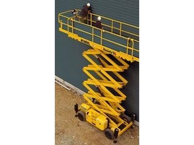 18 M Dizel Makaslı Platform / Haulotte H18 Sxl